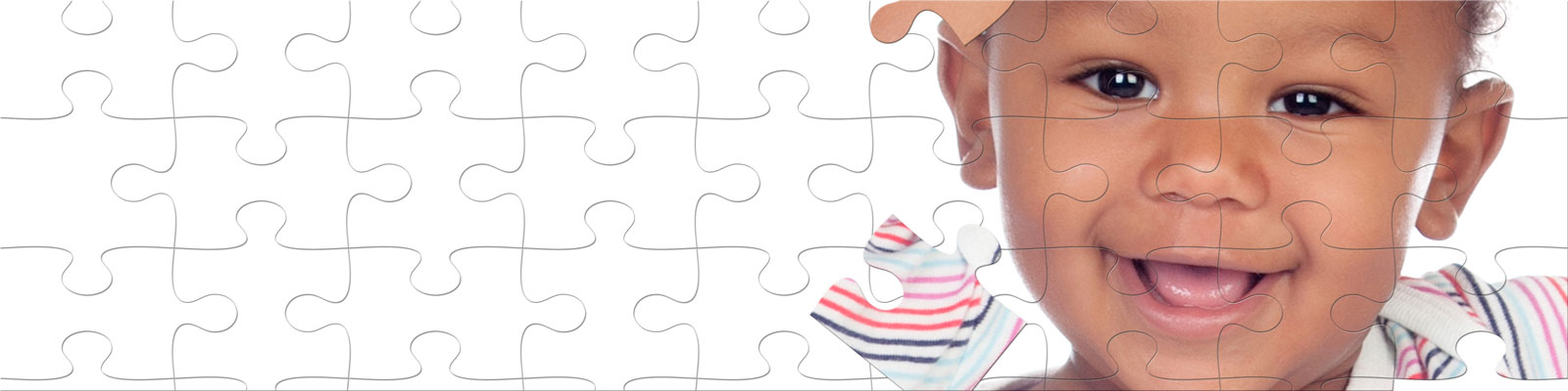 Child Autism Puzzle - ASD - Communicating Above Barriers